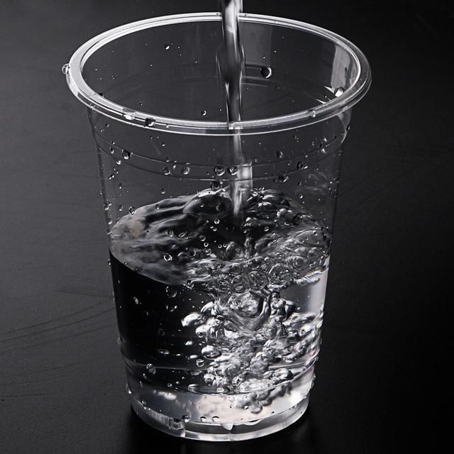100% Food Grade PET Plastic Cup
