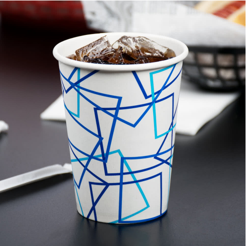 coffee disposable cups manufacturer Eco-friendly HENGDA Disposable Tableware company