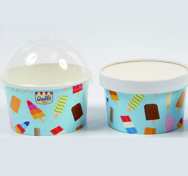 HENGDA Disposable Tableware Ice Cream Cup image6