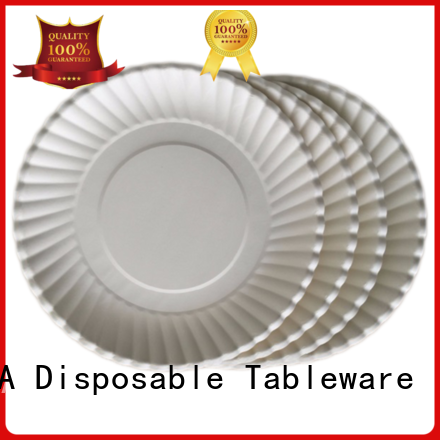 plate best place to buy paper plates fancy for hotel HENGDA Disposable Tableware