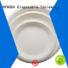 biodegradable green eco friendly plates HENGDA Disposable Tableware Brand