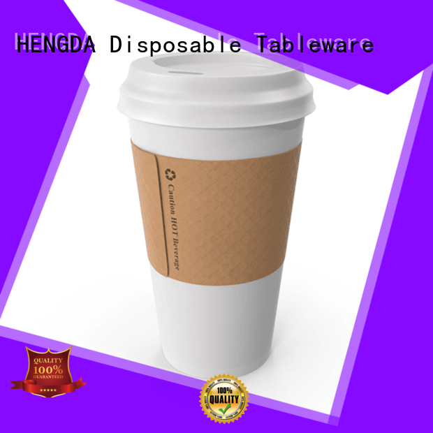 HENGDA Disposable Tableware first-rate disposable cups wholesale wholesale for meeting