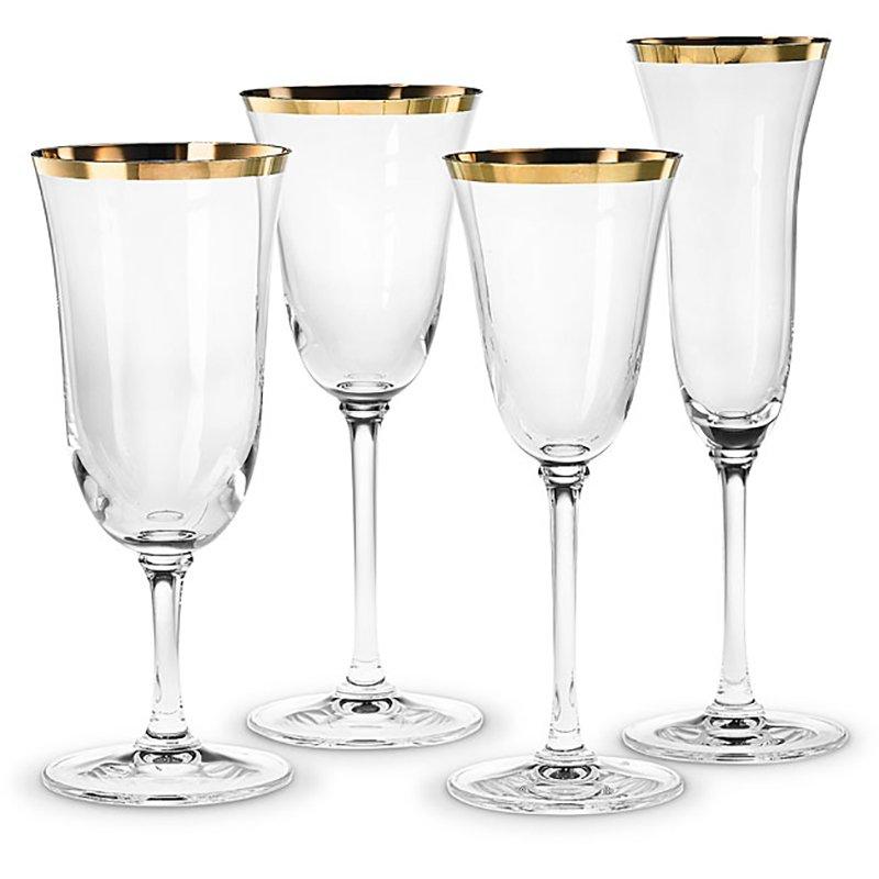 HENGDA Disposable Tableware 100% Food Grade  PS Plastic Champagne & Wine Cup Elegant Disposable Dinnerware image4