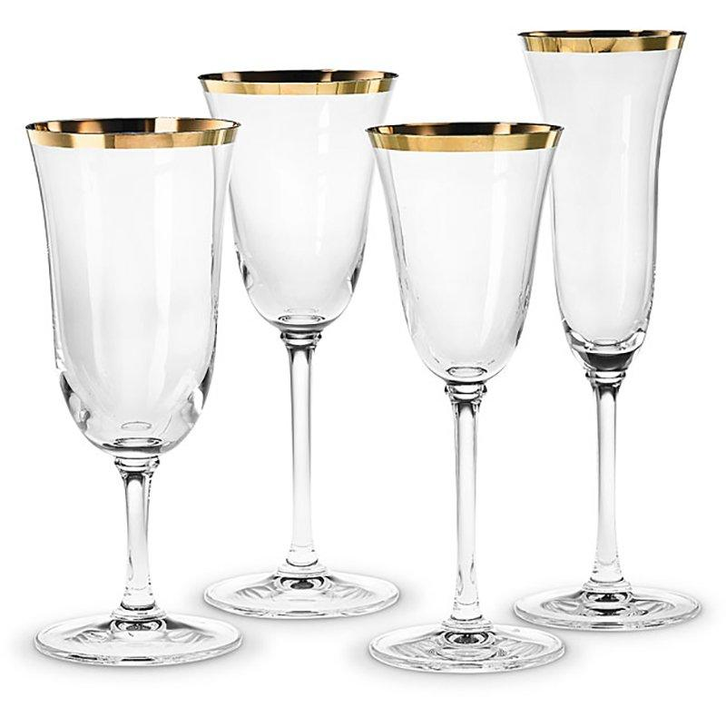 100% Food Grade  PS Plastic Champagne & Wine Cup
