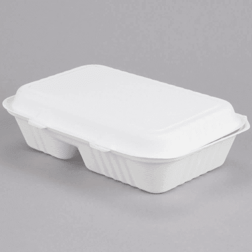 wedding disposable party HENGDA Disposable Tableware Brand compostable bowls