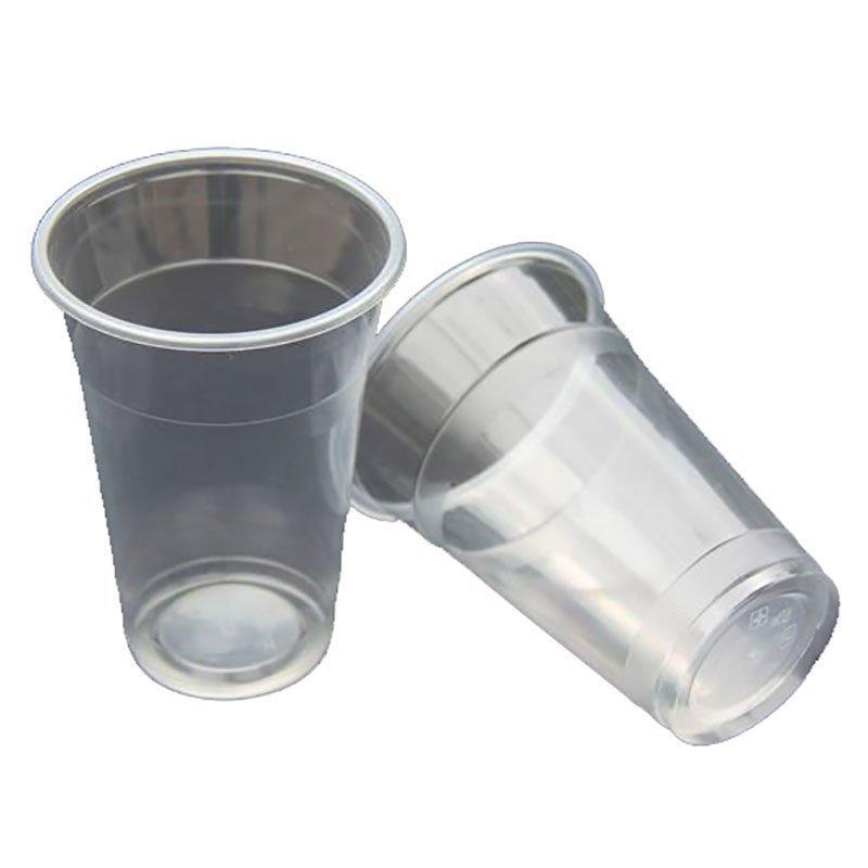 100% Food Grade PP Plastic Juice Cup