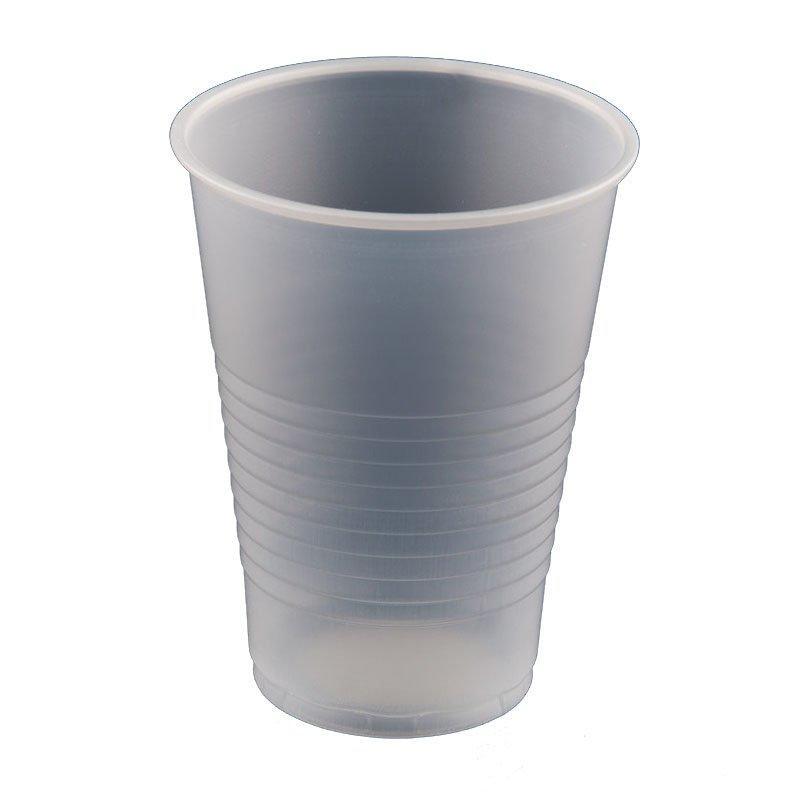 100% Food Grade  PP Plastic Water Cup