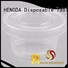 100% food grade ps cups HENGDA Disposable Tableware Brand wholesale plates and cups manufacture