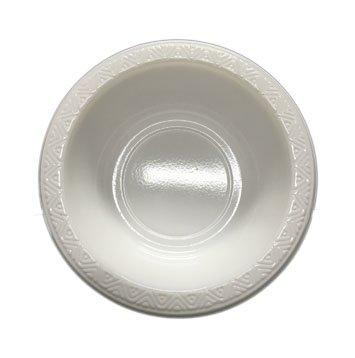 100% Food Grade PS White and Colorful Plastic Bowl